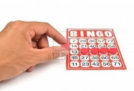 Ticket de bingo